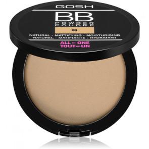 Gosh BB Powder All in one - 06 Warm beige 6,5 g