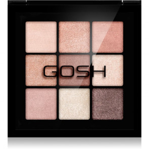Gosh Eyedentity Palette - 001 Be honest