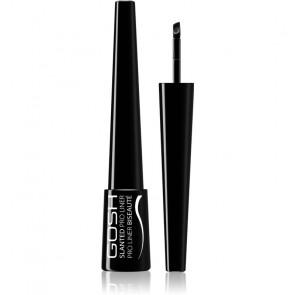 Gosh Slanted Pro Liner Eyeliner - 001 Intense Black