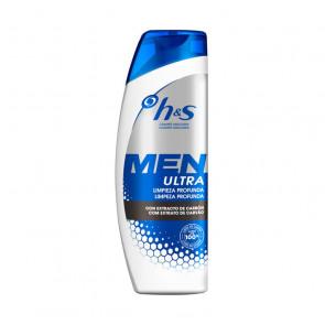 Head & Shoulders Men Ultra Limpieza profunda Shampoo 600 ml