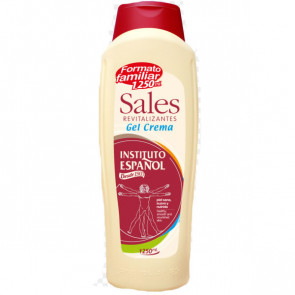 Instituto Español SALES REVITALIZANTES Gel Crema 1250 ml