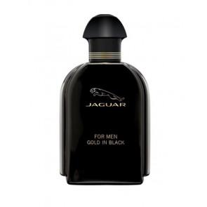 Jaguar FOR MEN GOLD IN BLACK Eau de toilette 100 ml