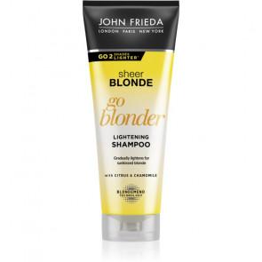 John Frieda Sheer Blonde Lightening Shampoo 250 ml