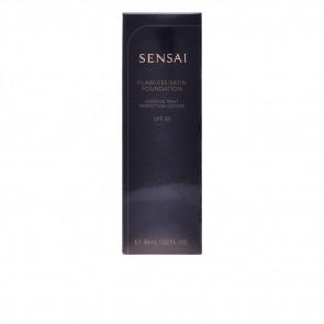Kanebo SENSAI Flawless Satin Foundation 204 Honey Beige 30 ml