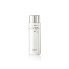 Kanebo SENSAI SILKY PURIFYING GENTLE MAKE-UP REMOVER EYE AND LIP Limpiador ojos y labios 100 ml