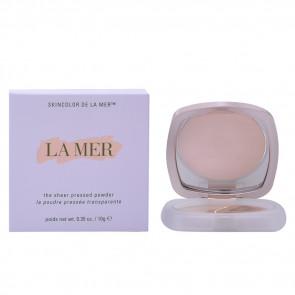La Mer THE SHEER Pressed Powder Medium Deep 10 gr