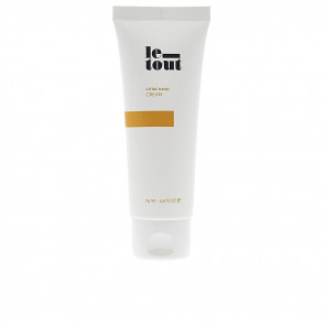 Le-Tout Citric Hand Cream 75 ml