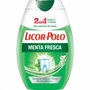 Licor del Polo 2 en 1 Menta Fresca Pasta de dientes 75 ml