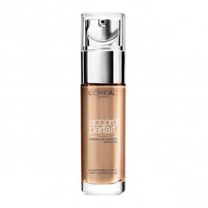 L'Oréal Accord Parfait Foundation - 4D/4W Naturel dore 30 ml