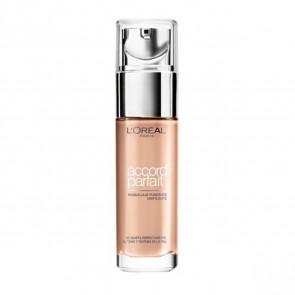 L'Oréal Accord Parfait Foundation - 5,5D/5,5W Soleil 30 ml