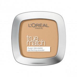 L'Oréal Accord Parfait Perfecting powder - 3D/3W Golden beige