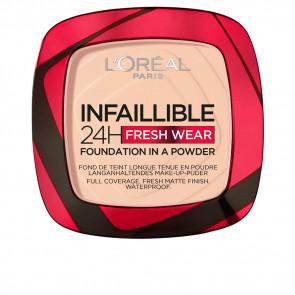 L'Oréal Infalible 24h Fresh Wear Foundation Compact - 180
