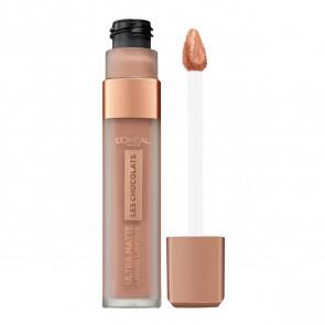L'Oréal LES CHOCOLATS Ultra matte Liquid Lipstick 844 Sweet Tooth