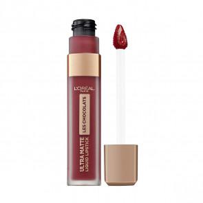 L'Oréal LES CHOCOLATS Ultra matte Liquid Lipstick 868 Cacao Rush