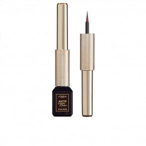 L'Oréal Matte Signature Eyeliner - 03 Marron