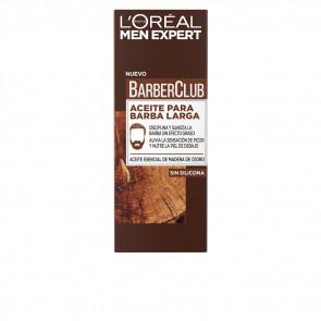 L'Oréal MEN EXPERT BARBER CLUB Aceite Barba Larga 30 ml