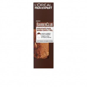 L'Oréal MEN EXPERT BARBER CLUB Hidratante Barba Corta 50 ml