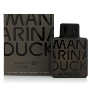 Mandarina Duck PURE BLACK Eau de toilette Vaporizador 100 ml