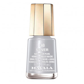 Mavala Mini Esmalte uñas - 38 Silver