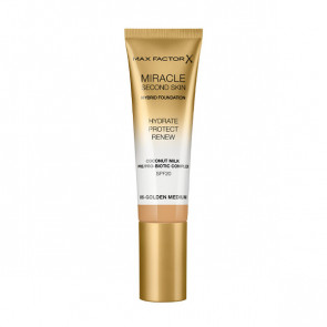 Max Factor Miracle Touch Second skin found - 6 Golden medium 30 ml