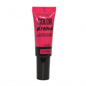 Maybelline Color Drama Intense Lip Paint - 120 Fight Me Fucshia