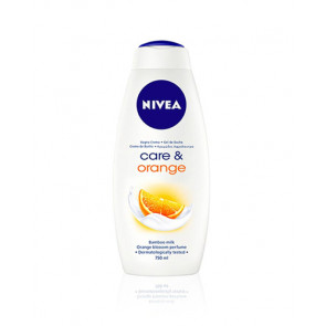 Nivea CARE & ORANGE Gel de ducha 750 ml