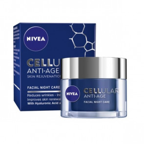 Nivea CELLULAR ANTI-AGE Night Cream 50 ml