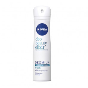 Nivea MILK BEAUTY ELIXIR Desodorante spray 150 ml