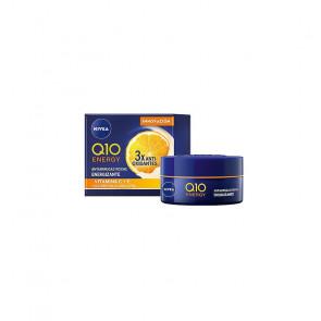 Nivea Q10 Plus C Crema cuidado de noche anti-arrugas energizante 50 ml