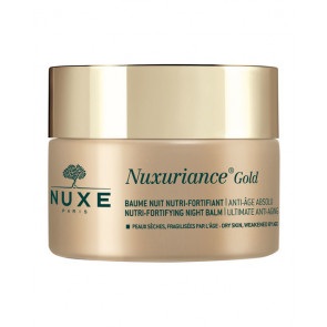 Nuxe Nuxuriance Gold Baume Nuit 50 ml
