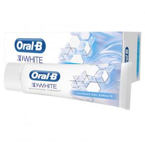 Oral-B 3D White Luxe Whitening Therapy Cuidado del Esmalte 75 ml