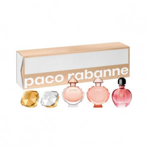 Paco Rabanne Lote MINIATURAS Set de fragancias