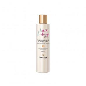 Pantene Hair Biology Frizz & Luminosidad Champu 250 ml