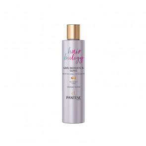 Pantene Hair Biology Gris Radiante & Suave Champu 250 ml