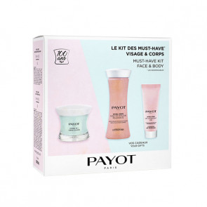 Payot Lote LE KIT DES MUST-HAVE VISAGE & CORPS Set de cuidado corporal