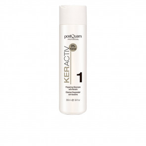 Postquam KerActiv Preparing Shampoo With Keratin 250 ml