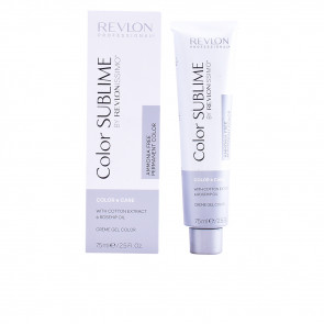 Revlon Color Sublime Creme Gel Color Ammonia Free - 5,34
