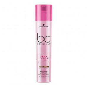 Schwarzkopf BC Color Freeze 4.5 pH Micellar Shampoo - Chocolate 250 ml