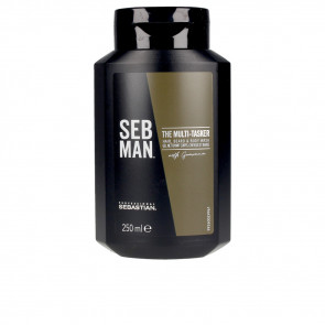 Sebastian SebMan The Multitasker 3 in 1 Hair Wash 250 ml