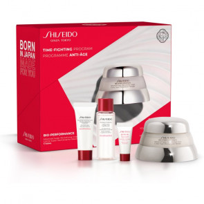 Shiseido Lote TIME-FIGHTING PROGRAM Set de cuidado facial