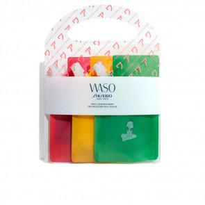 Shiseido Lote WASO RESET CLEANSER SQUAD Set de limpieza facial