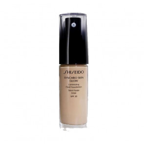 Shiseido SYNCHRO Skin Glow luminizing Fluid Foundation N1 30 ml