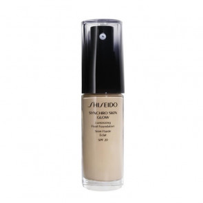 Shiseido SYNCHRO Skin Glow luminizing Fluid Foundation N5 30 ml