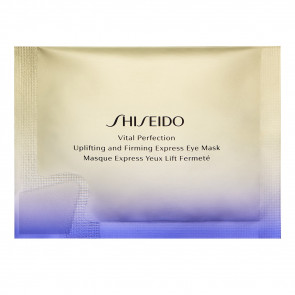 Shiseido Vital Perfection Uplifting and Firming Express Eye Mask 12 ud