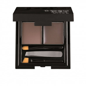 Sleek BROW KIT Set para el cuidado de cejas - Dark Brow