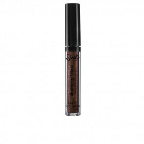 Sleek Shattered Glass Intense Glitter Lip Topper - Onyx Kiss