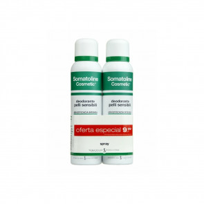 Somatoline Cosmetic Lote PIELES SENSIBLES Desodorante spray