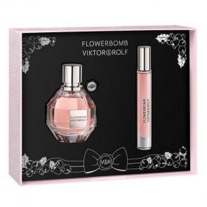 Viktor & Rolf Lote FLOWERBOMB Eau de parfum