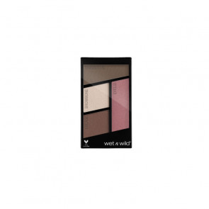 Wet N Wild Color Icon Eyeshadow quads - E359 Sweet as candy