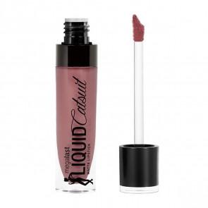 Wet N Wild MegaLast Liquid Catsuit Matte Lipstick - Rebel rose